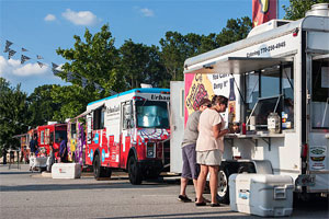 Rayford Sunday Marrket Food Trucks List