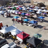 Rayford Sunday Market Vendor List